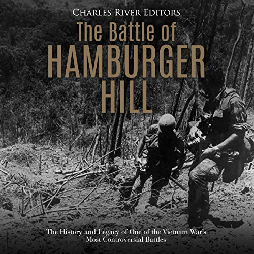 The Battle of Hamburger Hill  By  cover art