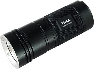 nitecore aa flashlight