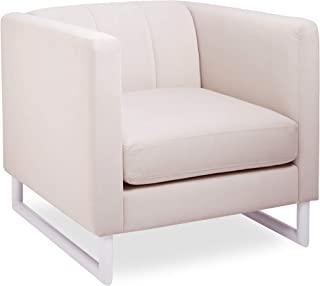 Now House by Jonathan Adler Vally Club Chair, Blush
