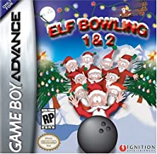 Elf Bowling 1 and 2 - Game Boy Advance