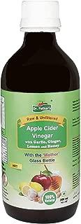 Dr. Patkar's Apple Cider Vinegar with Garlic, Ginger, Lemon and Honey 200ml