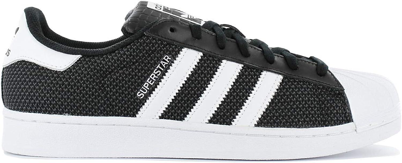 Adidas Men's Superstar Mesh Sneakers