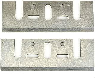 3-1/4 Inch 82mm TCT Carbide Planer Blades for Makita 1900B,KP0800, DeWalt DW6655 D26676, DW680, Bosch, Ryobi