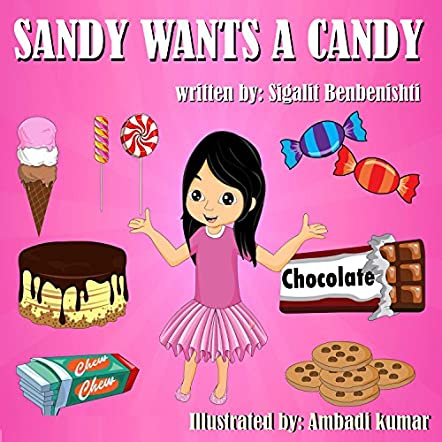 Sandy Wants a Candy