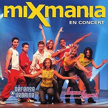 Mixmania en concert