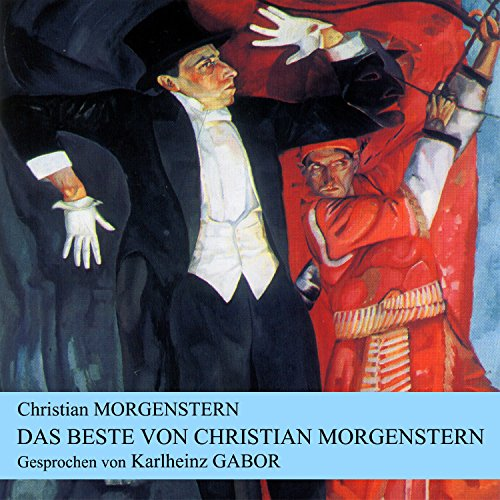 Das Beste von Christian Morgenstern audiobook cover art