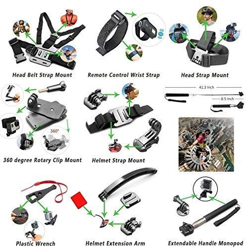 SmilePowo 2PCS Dual Battery,LCD Display USB Charger for GoPro Hero 8 Black,Hero 7 Black, Hero 6 Black,Hero 5 Black,Hero 2018,AHDBT-501,Gopro Accessories,GOPRO Batteries (62WD)