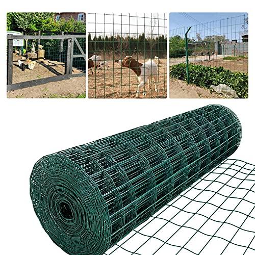 Malla Metálica Jardín 2M Marca Amagabeli Garden Home