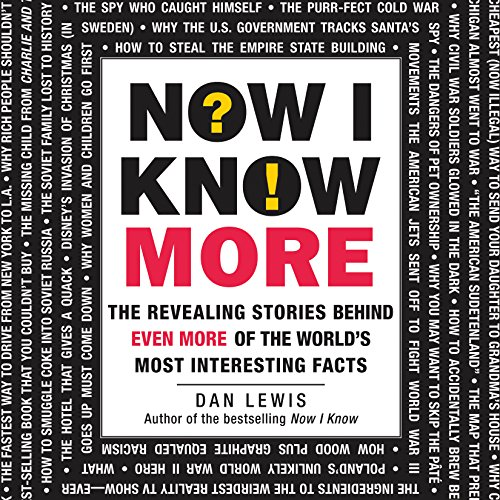 Now I Know More audiobook cover art