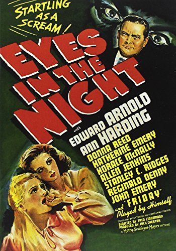 EYES IN THE NIGHT - EYES IN THE NIGHT (1 DVD)