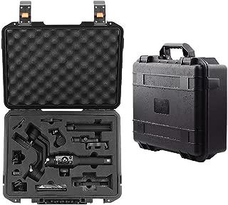 HMF 14405-02 Custodie per Arma Lunga Valigetti per Pistole Alluminio 117 x 12 x 36 cm Serratura a Combinazione Armi