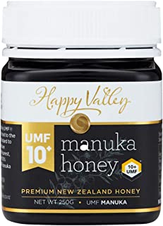 Happy Valley UMF 10+ Manuka Honey, 250g (8.8oz)