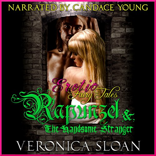 Rapunzel & the Handsome Stranger cover art