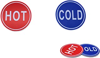 Best hot and cold stickers for shower Reviews