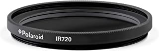 Polaroid Optics 77mm Infrared Filter [X-Ray Effect] – IR720 Removes Most Visible Light Below & Above 720nm Wavelength- Compatible w/ All Popular Camera Lens Models