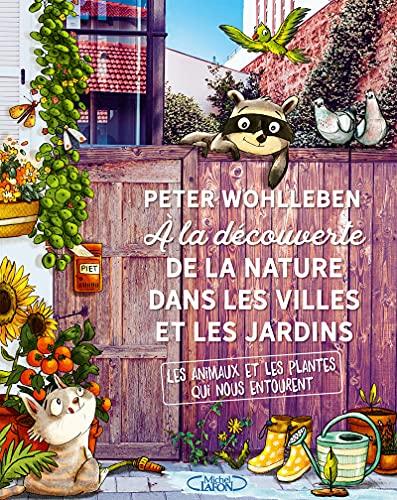 A la découverte de la nature dans les villes et les jardins
