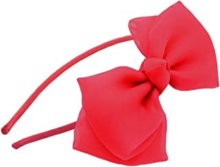 Best oversized red bow headband Reviews