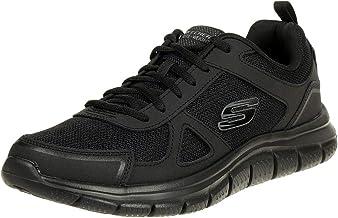 Skechers Track-scloric 52631-bk herensneakers laag