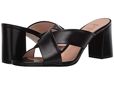 French Sole Eve (Black Napa) Women