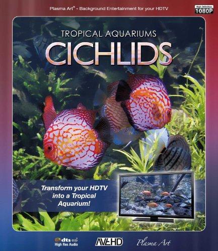 Plasma Art - Tropical Aquariums - Cichlids [Blu-ray] [UK Import]