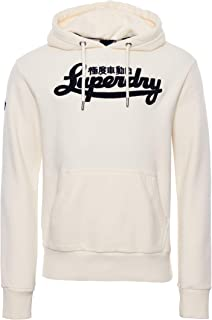 Superdry Capuche College Chenille 190320 Homme
