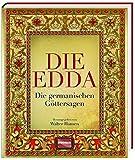 Die Edda: Die germanischen Göttersagen - Walter Hansen