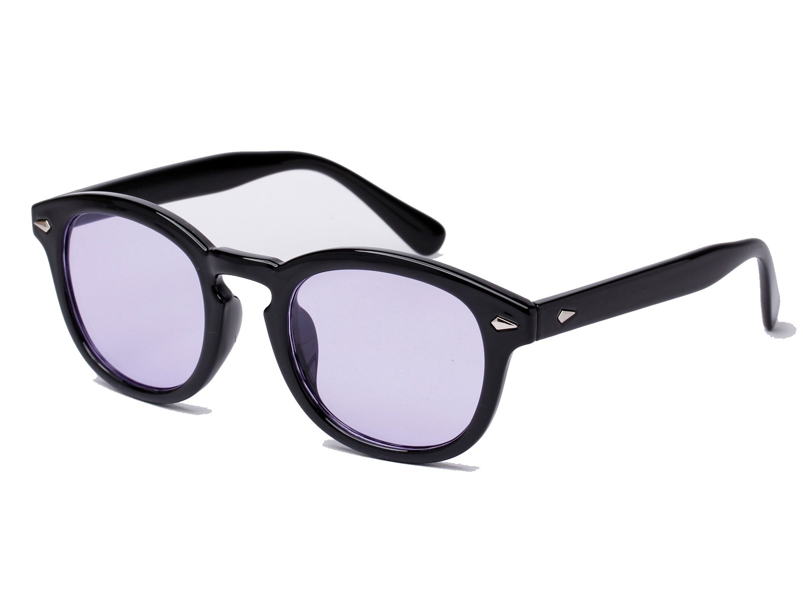 Vintage Celebrity Inspired Sunglasses Tinted Lens UV400