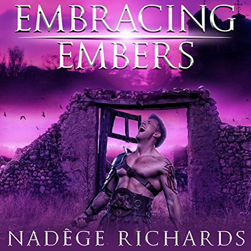 Embracing Embers audiobook cover art