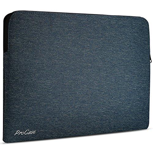 ProCase MacBook Pro 15 hoes 2017 en 2016 release, sneeuwpatroon Beschermhoes Slanke hoes Laptoptas Draagtas voor Apple Macbook Pro 15
