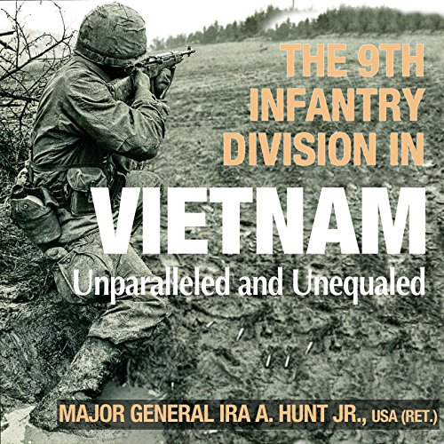 The 9th Infantry Division in Vietnam audiobook cover art