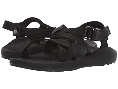 Chaco Banded Z/Cloud (Solid Black) Women