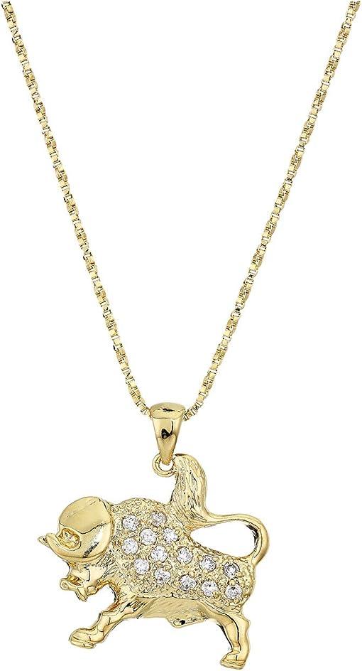 Gold/Taurus