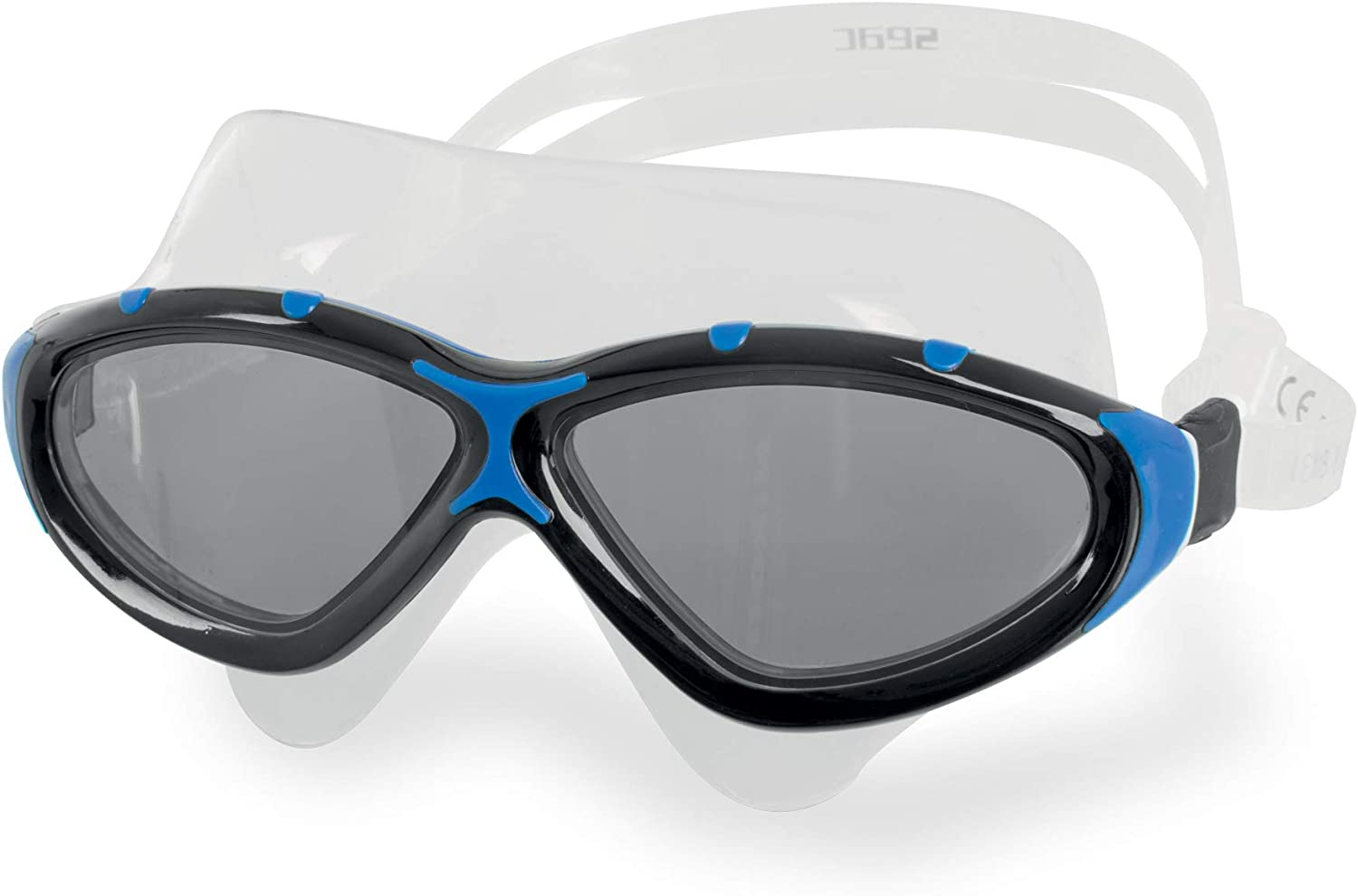 SEAC Profile Swimming Mask Goggles for Men and Women