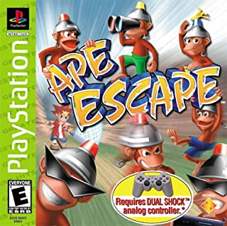Best ape escape game over Reviews