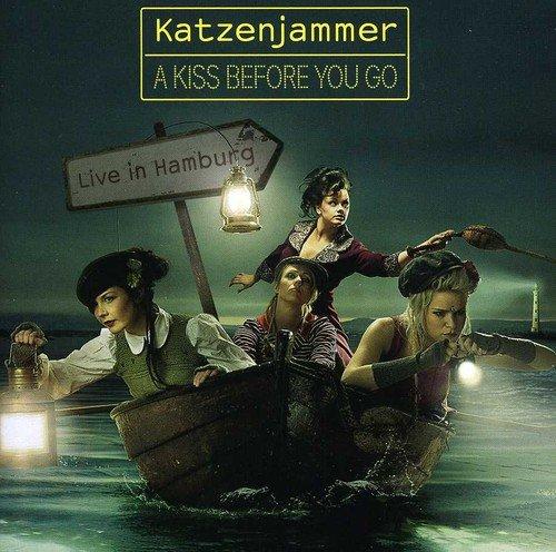 Katzenjammer: A Kiss Before You Go - Live In Hamburg (Audio CD (Live))