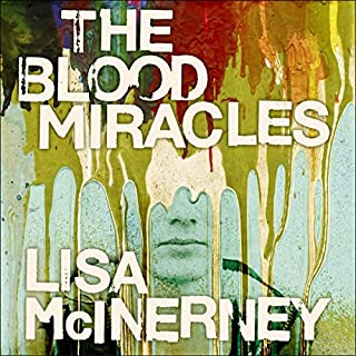 The Blood Miracles audiobook cover art