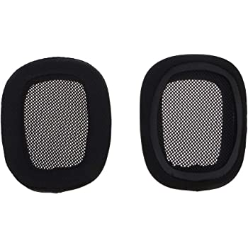 ienza 1-Pair Replacement Earpads Ear Cushions for Logitech G533 Wireless Gaming Headset