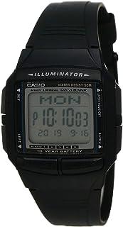 كاسيو ساعة رياضية رجال رقمي سيليكون - DB-36-1AVDF