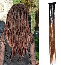 Amazon.es: pelucas cabello castaño claro