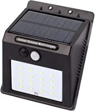 X-DREE LED Solar Light high performance PIR CDS Sensor essential Lamp 16 LEDs well made 80 Lumens Waterproof Cordless for ...