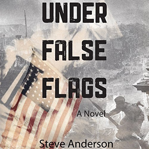 Under False Flags audiobook cover art