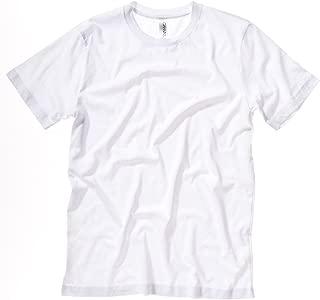 Bella 3001 Unisex Lienzo Cuello Redondo T-Camiseta de Manga Corta