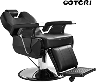 Best leather barber chair Reviews
