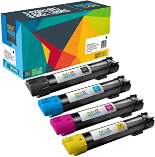 Do it Wiser Compatible Toner Cartridge Replacement for Dell 5130cdn 5130 | 330-5846 330-5850 330-5843 330-5852 (4-Pack)