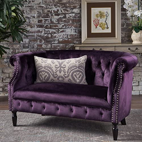Top 10 Best Purple Loveseats of The Year 2020, Buyer Guide With Detailed Features