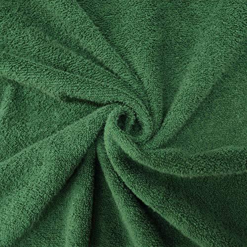 Panini - Tela de Rizo de algodón - Se Vende por Medio Metro - Altura Fija 150 cm. 1 Unidad = 50 cm; 2 Unidades = 100 cm. Ideal para Confeccionar Toallas, Baberos, Albornoces, Toallas de Playa. ⭐