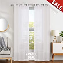 grommet top curtains 84