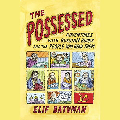 The Possessed audiobook cover art