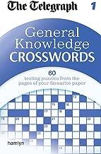 The Telegraph: General Knowledge Crosswords 1 (Telegraph Puzzle Books)