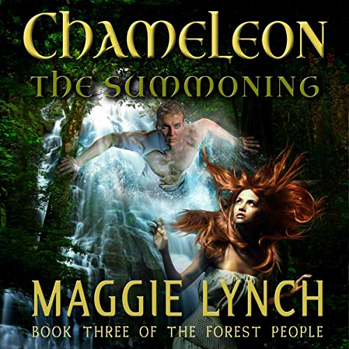 Chameleon: The Summoning audiobook cover art